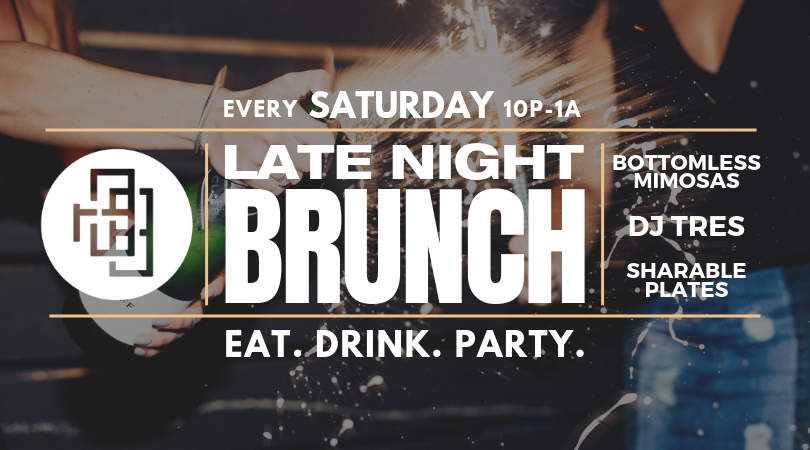 late night brunch at room 38 columbia mo